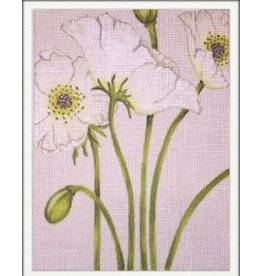 Julia Snyder White Poppy Large<br />