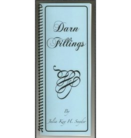 Julia Snyder Darn Fiullings - book of needlepoint stitches