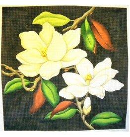 Kirk &amp; Hamilton Magnolia Grandiflora<br />14&quot; x 14&quot;
