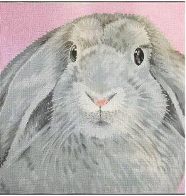 Meredith Floppy Bunny<br />13&quot; x 13&quot;