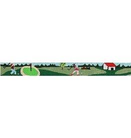 Meredith Golf scene belt