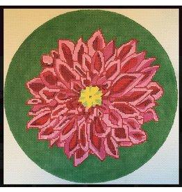 "Judy Keenan Dahlia<br /> 10"" round"