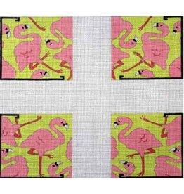 Meredith Flamingo Coasters