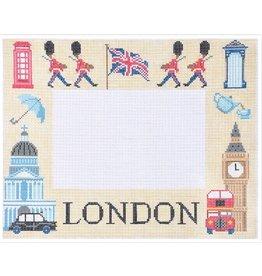 "Kirk &amp; Hamilton London  Picture Frame<br /> 10"" x 8"" (4"" x 6"" picture)"