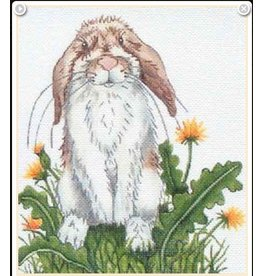 "Robbyn&#039;s Nest Lop Bunny<br /> 8"" x 9"""