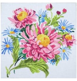 "Jean Smith Designs Large Loving Bouquet<br /> 14"" x 14"""