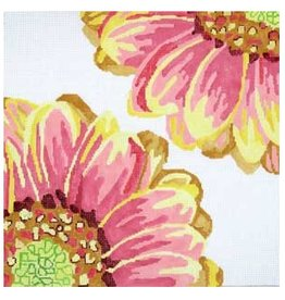 "Jean Smith Designs Sunset Daisy<br /> 14"" x 14"""