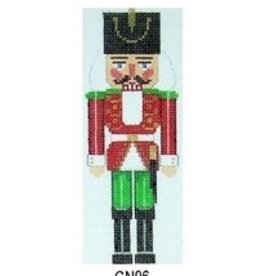 Julia Red Lieutenant  ornament<br /> 6""