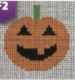 Colonial Needle Pumpkin kit<br />5.5&quot; x 6&quot;