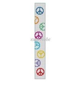 Susan Roberts Peace Key Fob