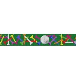 Susan Roberts Golf Balls & Tees belt