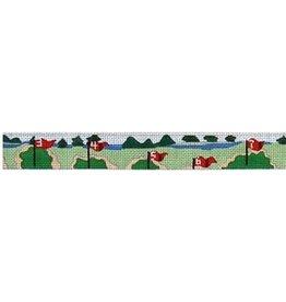 Meredith 18 holes of golf belt