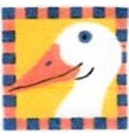 FW Craft Goose<br />6&quot; x 6&quot;
