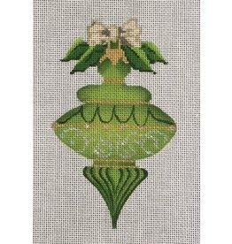Kelly Clark August Peridot, Heritage Ornament