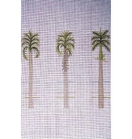 Jane Nichols Palm Trees Luggage Rack Straps