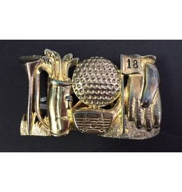 CRS Buckle - Golf -<br />