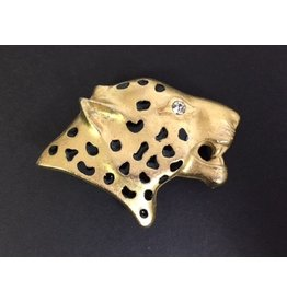 CRS Buckle - Leopard head<br />