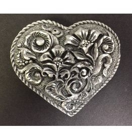 CRS Buckle - Heart