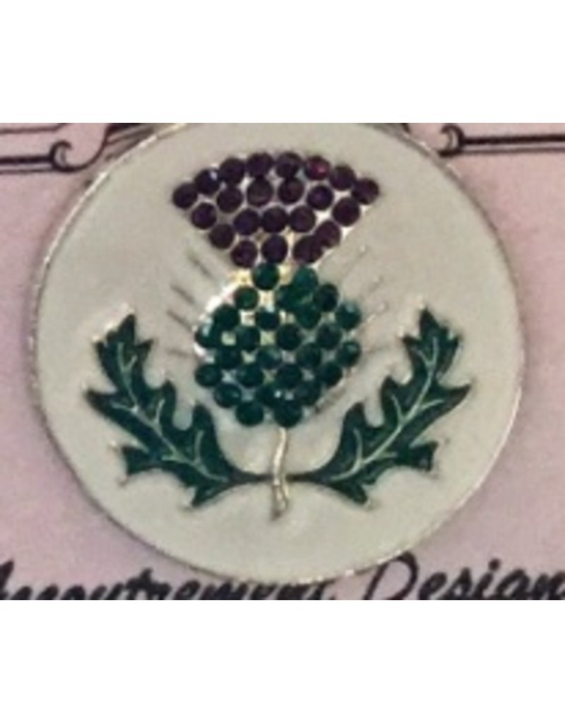 Accoutrement Designs Thistle Magnet