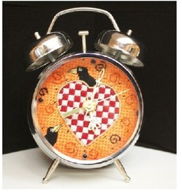 Annie Lee Time to Stitch Clock Kit