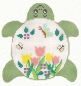 Canvas Connection Tulip Turtle