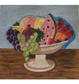 "Winnetka Compote of Fruit<br /> 11"" x 10.5"""