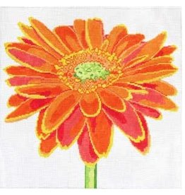 Jean Smith Designs Orange Daisy<br />