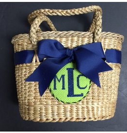 QBS Design Medium Basket Purse<br />