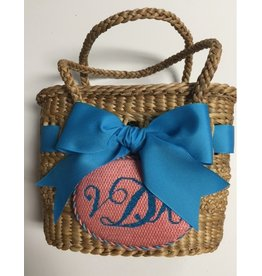 QBS Design Small Basket Purse<br />