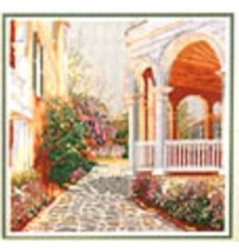 CW Designs South Battery View<br /> Cross Stitch Pattern