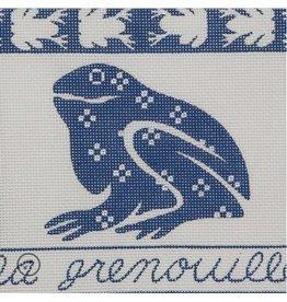 "Alice Peterson LaGrenouilli (Frog)<br /> 10"" x 7.5"""