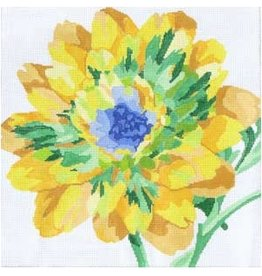 Jean Smith Designs Yellow Ruffles<br />