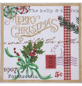Kate Dickerson Christmas Collage<br />