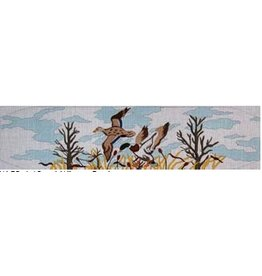 Meredith Winter ducks cummerbund