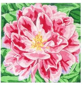 Jean Smith Designs Ruffled Pink Peony<br />