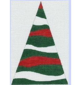 Artist Collection Ribbon Christmas Tree