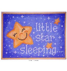 Associated Talent Little Star Sleeping - Blue<br />