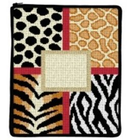 Alice Peterson Animal Skins IPAD case