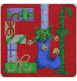 Associated Talent Elf Square coaster