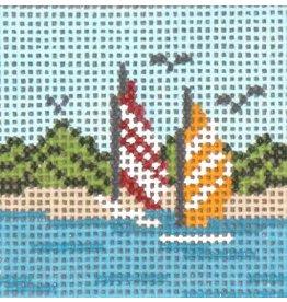Needle Crossing Needle Crossing 318