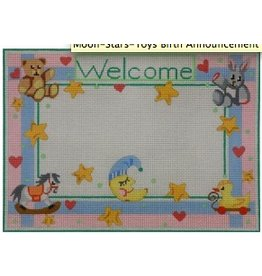 Alice Peterson Moon, Stars, Toys <br />