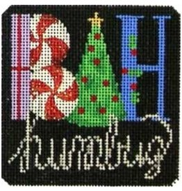 Associated Talent Bah Humbug Coaster/Ornament<br />