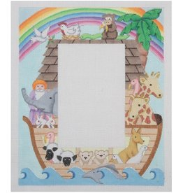 "Kirk &amp; Hamilton Noah's Arc Picture Frame<br /> 8"" x 10"" (4"" x 6"" opening)"