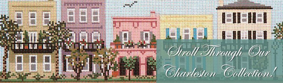 Stroll through our Charleston collection!