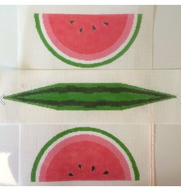 Rachel Donley Watermelon wedge purse