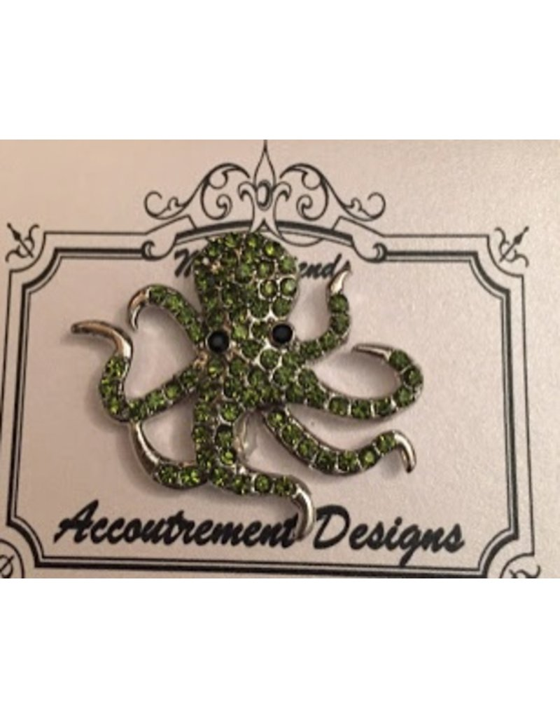 Accoutrement Designs Octopus Magnet