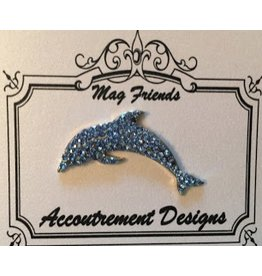 Accoutrement Designs Dolphin magnet
