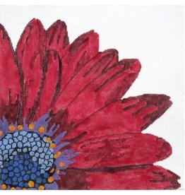 "Jean Smith Designs Passion Daisy<br /> 14"" x 14"""