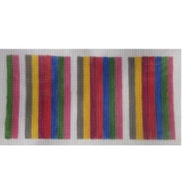 "Little Bird Designs Colorful Stripe 1<br /> 7"" x 3.5"""