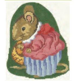 "Colonial Needle Mrs Tittlemouse ornament<br /> 4"" x 5.5"""